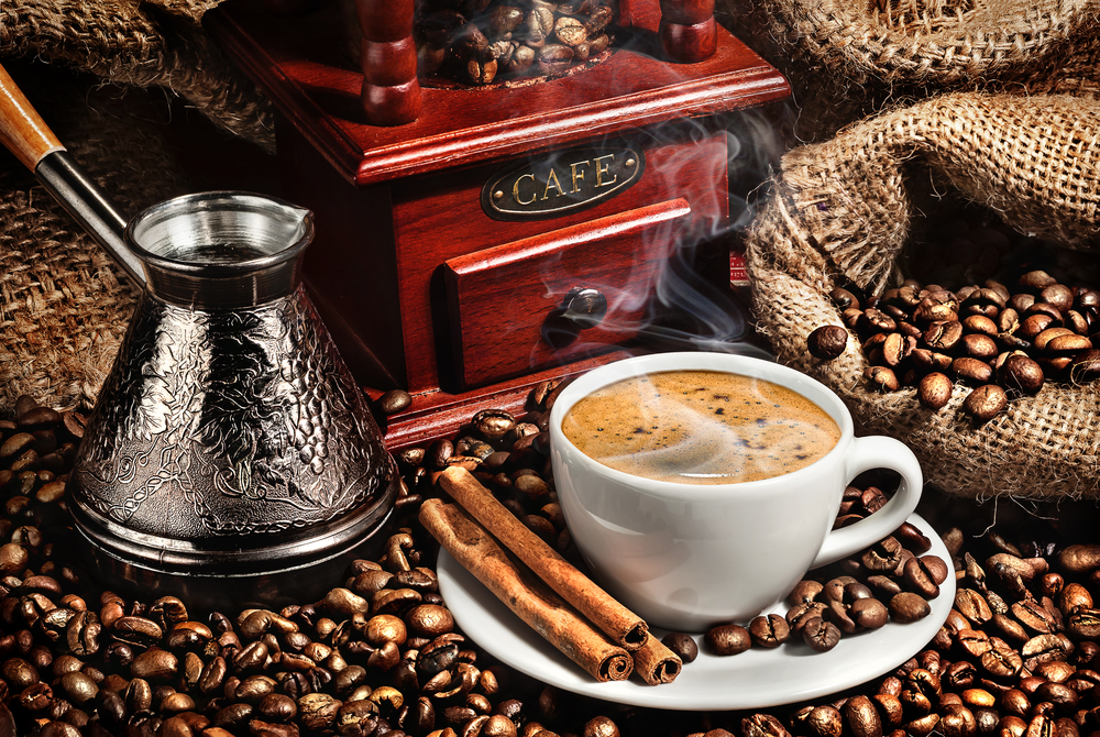 Cardamom & Coffee: The Wonder that is Turkish Coffee