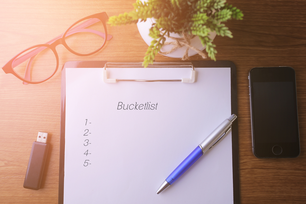 2018-2019 Travel Bucket List on a Budget